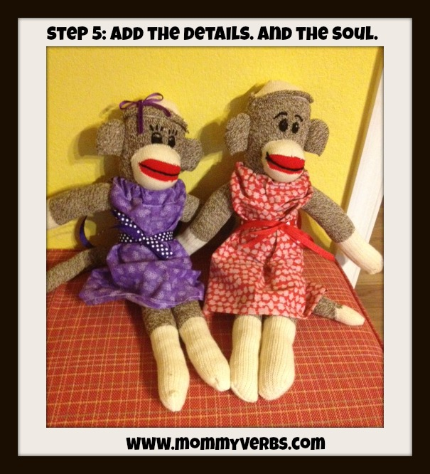 soul of the sock monkey