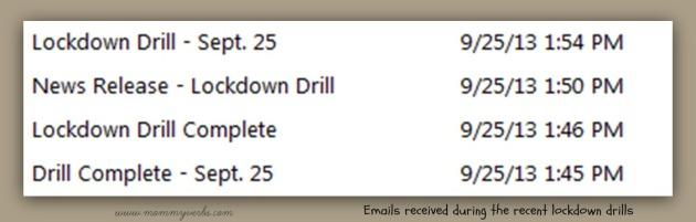 lockdown drill